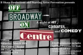 March 19 Cabaret