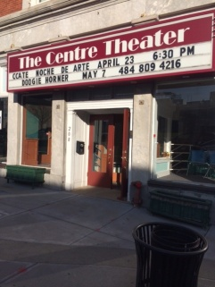 CCATE on the Marquee
