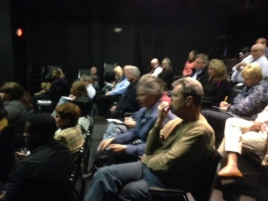 Norristown Rising crowd for business panel