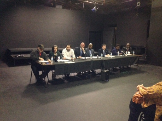 Norristown Rising panel on business