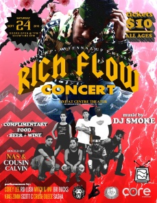 Rich Flow concert