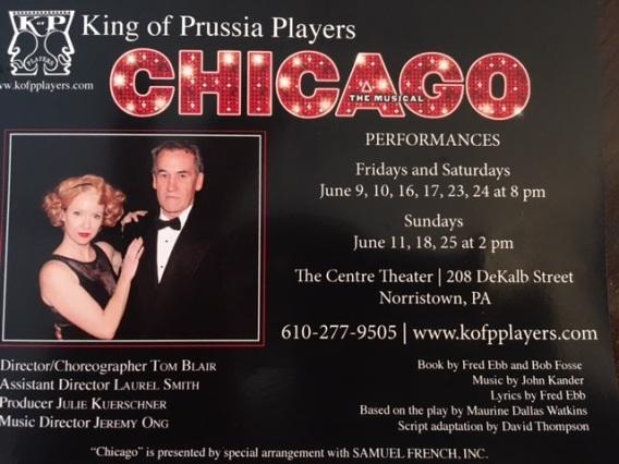 Chicago flyer