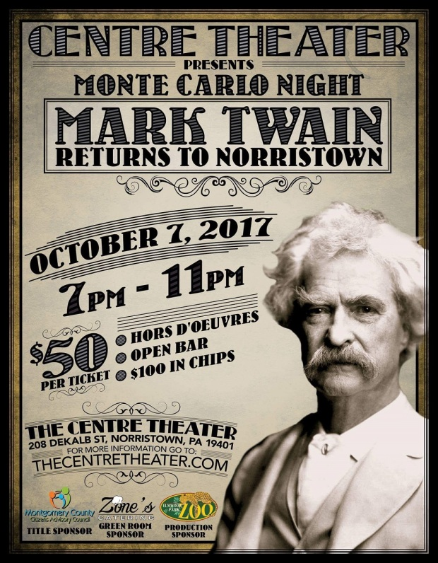 Mark Twain returns to NTown