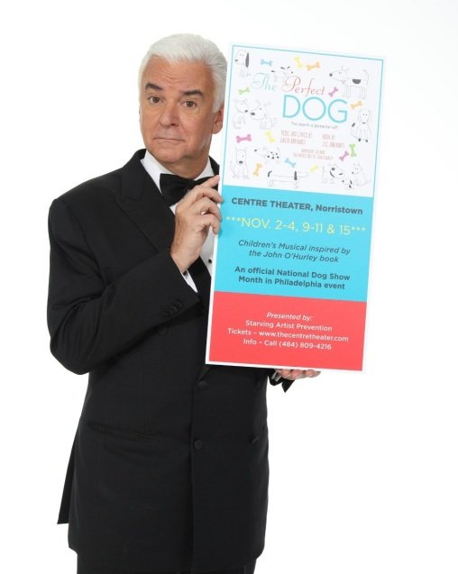 John O'Hurley Perfect Dog