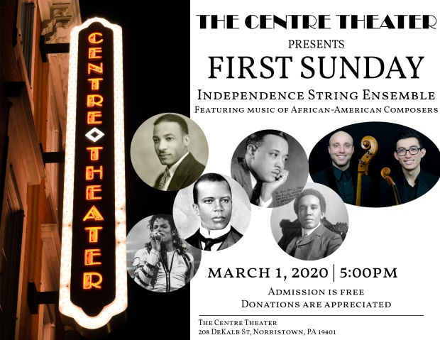 first sunday flyer march 2020